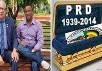Renuncia del PRD Ricardo Rondón alcalde de Mata Palacio, Hato Mayor: Pasa a apoyar a Luis Abinader