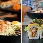 La comida japonesa con influencia hawaiana, crece en Santo Domingo