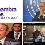 Vincho revela Alhambra Eidos pidió 1,500.000 dólares y firmó por 550,000; Gobierno le pagará otra parte; Vídeo