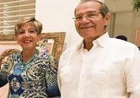 Atracan esta noche la diputada Ginnette Bournigal y a su esposo el exsenador Miguel Ángel Jiménez Messon