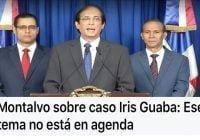 Pero no me hables del Penco, de corrupción, ni Iris Guaba (Décima)
