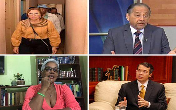 Delincuencia política: Iris Guaba llama colega a jorge Mera y ordena atacar a Altagracia Salzar y a Huchi Lora; Audio