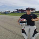 Joven piloto Jimmy Llibre, a un paso de formar parte del Programa Porsche Junior en Europa