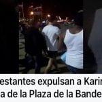 Que hacen protesta en la zona contra Castaños y Danilo (Décima)