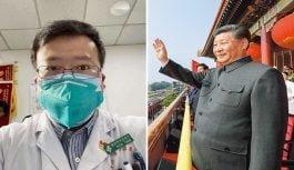 Dictador chino Xi Jinping asesina al médico Li Wenliang por haber alertado sobre el coronavirus