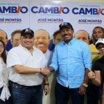 Omar Galán Grullón, hermano senador Tommy Galán renunció del PLD pasando a apoyar candidatos PRM