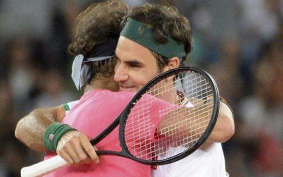 Record: 51,954 en el Cape Town Stadium en partido benéfico entre Federer y Bill Gates contra Nadal y Trevor Noah