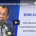 Euri Cabral llora presintiendo lo que pasó y asegura Danilo sabe lo del 16 de febrero; Vídeo
