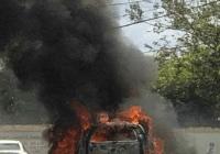 Delegado PLD muere en recinto, tres heridos de bala en Azua, uno en Villa Mella y uno en y su vehículo quemado