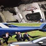Sucesos en Nagua: Accidente camión JCE con materiales electorales y emergencia helicóptero de Danilo; Vídeo