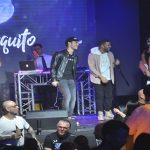 Darell, Lo Blanquito y Mark B, inauguran Blue Live Club en Hard Rock Live Santo Domingo