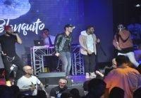 Darell, Lo Blanquito y Mark B, inauguran Blue Live Club en Hard Rock Live Santo Domingo