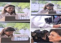 Raquel Peña compañera de Luis Abinader tras votar asegura PRM obtendrá resultados positivos