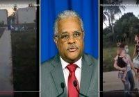 Coronavirus (Covid-19): Dominicanos; Cuando vean que el ministro de Salud durmió en una pocilga como ésta pueden venir; Vídeos