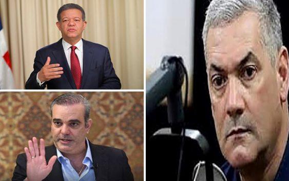 Coronavirus (Covid-19): NO califica para ser presidente; Leonel y hoy Abinader participaron en el Show del Mediodía; Vídeos