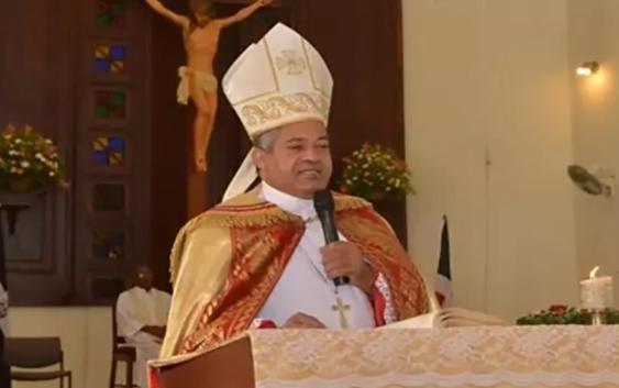Coronavirus (Covid-19): Obispo de Puerto Plata condena procesión por peligro como fuente de propagación