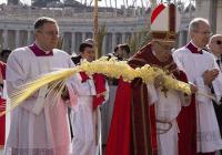 Coronavirus (Covid-19): Inédita Semana Santa y Domingo de Ramos. Papa: «La vida no sirve, si no se sirve»