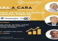 Prolíder RD y laBolsa Turística del Caribeinvitan al conversatorio «Manejo de Bolsa de Valores y Subastas Públicas»