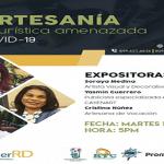 Prolíder RD y laBolsa Turística del Caribeinvitan al conversatorio «La Artesanía: Oferta turística amenazada por el Covid-19»
