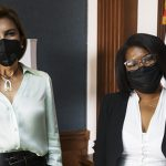 La alcaldesa Carolina Mejía promueve joven barrendera al departamento legal del ayuntamiento