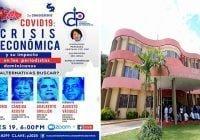 CDP invita al conversatorio «Covid-19: Crisis económica y su impacto en los periodistas dominicanos»