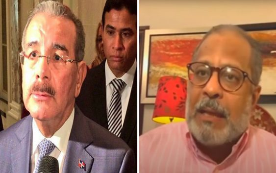 Marte Piantini: Danilo Medina es uno de los hombres más perversos y mafiosos que ha parido la RD; Vídeo