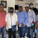 Hermano de senador de SC Tommy Galán presenta movimiento a favor Abinader y Franklin Rodríguez