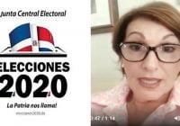 Delincuencia política: Cecilia García denuncia JCE quiere impedir miles de dominicanos voten en el exterior; Vídeo