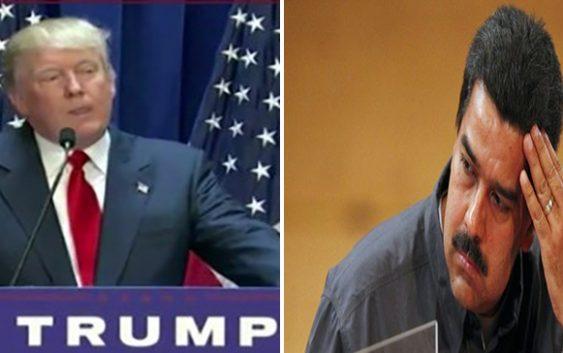 No puede: Presidente de los Estados Unidos sentarse con un narcoterrorista prófugo de la justicia estadounidense