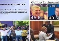 Esto se viró…!!! Desde el 2012; Ni Abel, aquí en Santiago, ni Lucía, en San Juan, podrán; Vídeos lo ratifica