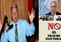 Fafa Taveras: Gobierno no quiere elecciones y organiza fraude; Tómenle la palabra a Monchy Fadul; Vídeo