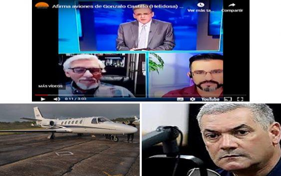 Denuncia aviones Gonzalo Castillo (Helidosa) están trasportando oro, dinero y personas desde Venezuela a la RD; Vídeo