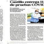 «Para hablar mentira y comer pescado…»; Ministro de Salud se le chispoteo, Gonzalo no donó pruebas; Vídeo