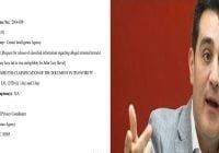 Este documento revela porque a Julio Cury le cancelaron el visado norteamericano