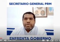 Secretario General PRM: Procuradorcito es un servir, una muchachita de mandao del presidente, sinvergüenza; Vídeo