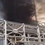 Sacan unidad 2 de Punta Catalina por cuatro días; circula vídeo mostrando incendio; Vídeo