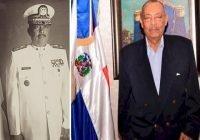 Restos de exsecretario de las FFAA y exjefe de la PN almirante ® RubénPaulino Álvarez fueron sepultados hoy