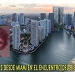 Muere en Miami periodista Sucre Vásquez miembro de la filial de Puerto Rico del CDP