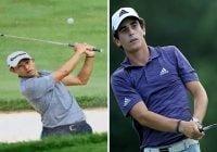 Collin Morikawa inicia Workday Charity Open del PGA Tour de líder; El chileno Joaquín Niemann a cuatro golpes