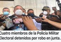 La banda de traficantes del partido de Juan Bosch (Décima)
