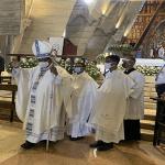Presidente Abinader celebra posesión canónica de Monseñor Jesús Castro Marte como Obispo de La Altagracia