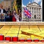 Coronavirus como chantaje: Justicia británica atiende observación de Guaidó y no entregara oro a Maduro