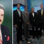Dan el último adiós al empresario Marcos Reyes Mora