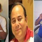 CDP pide solidaridad con sus oraciones paracon los periodistas Rafael Díaz, Alberto Caminero y José Pimentel