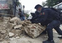 Terremoto de hoy en México se cree es réplica del de 7.3 ocurrido hace 8 días