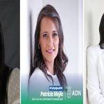 Presidente Abinader designa a Jackeline Mora, Patricia Mejía y Yaneris Then Medina como Viceministras de Turismo