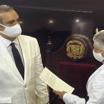 Luis Abinader jura como presidente de «todos los dominicanos»