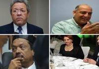 Entre 20 embajadores cancelados están Humberto Salazar, Marino Beriguete, Marino Mendoza y Maybe Sánchez