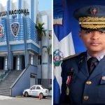 Presidente Abinader designa a Edward Sánchez González como Director de la Policía Nacional