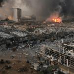Se elevan a 78 los muertos y más de 4 mil heridos por explosiones en el puerto de Beirut; Vídeos